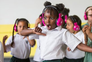 Using audio to boost learning