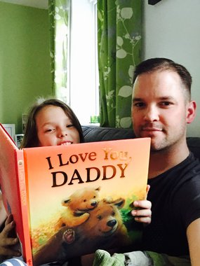 Peterborough dads reading