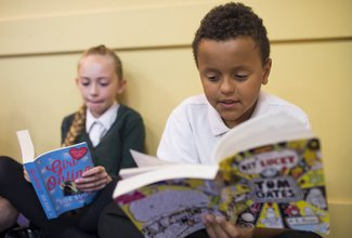 Inspire your child to fall in love with reading this summer