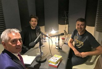 In conversation with Greg James and Chris Smith