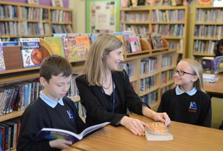 School libraries in the UK: the current situation