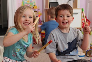 Early years music — the key to strong literacy foundations?