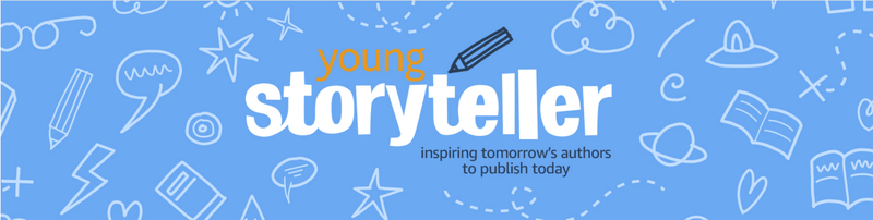 Amazon Young Storyteller banner