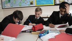 Alex Rider competition - boys writing