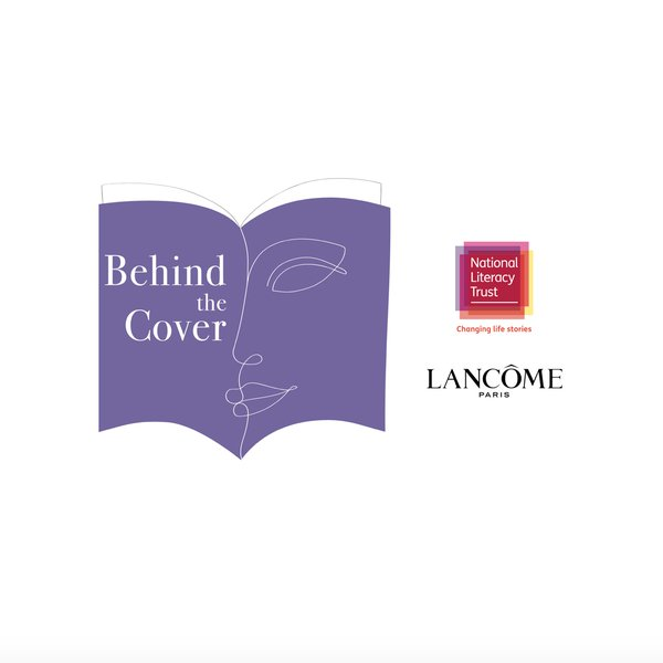 Lancome Behind the Cover logo