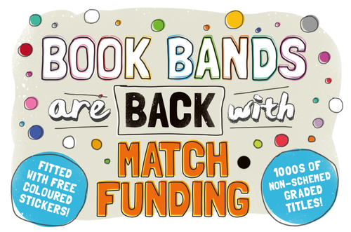 BookLife book bands