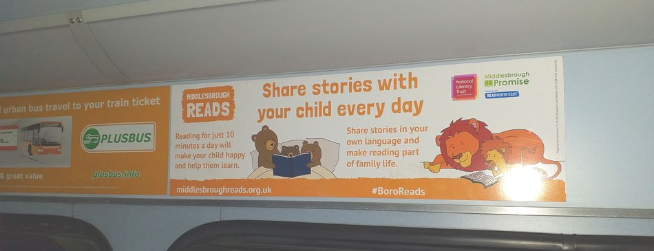reading for 10 minutes a day gives your child the best start in life