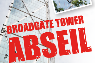 Broadgate Tower Abseil thumbnail