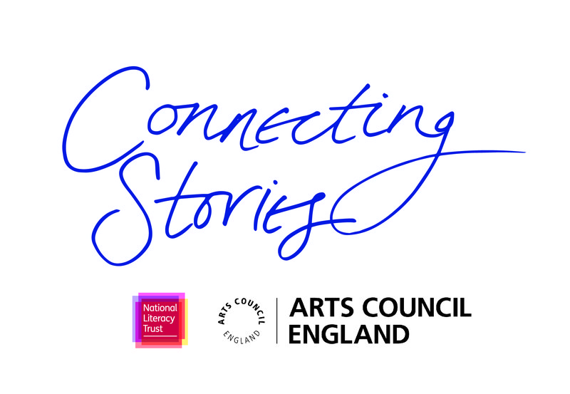 Connecting Stories Logo