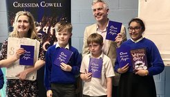 Cressida Cowell Free Writing Friday 2