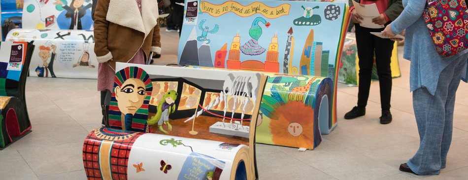 Bookbench Manchester