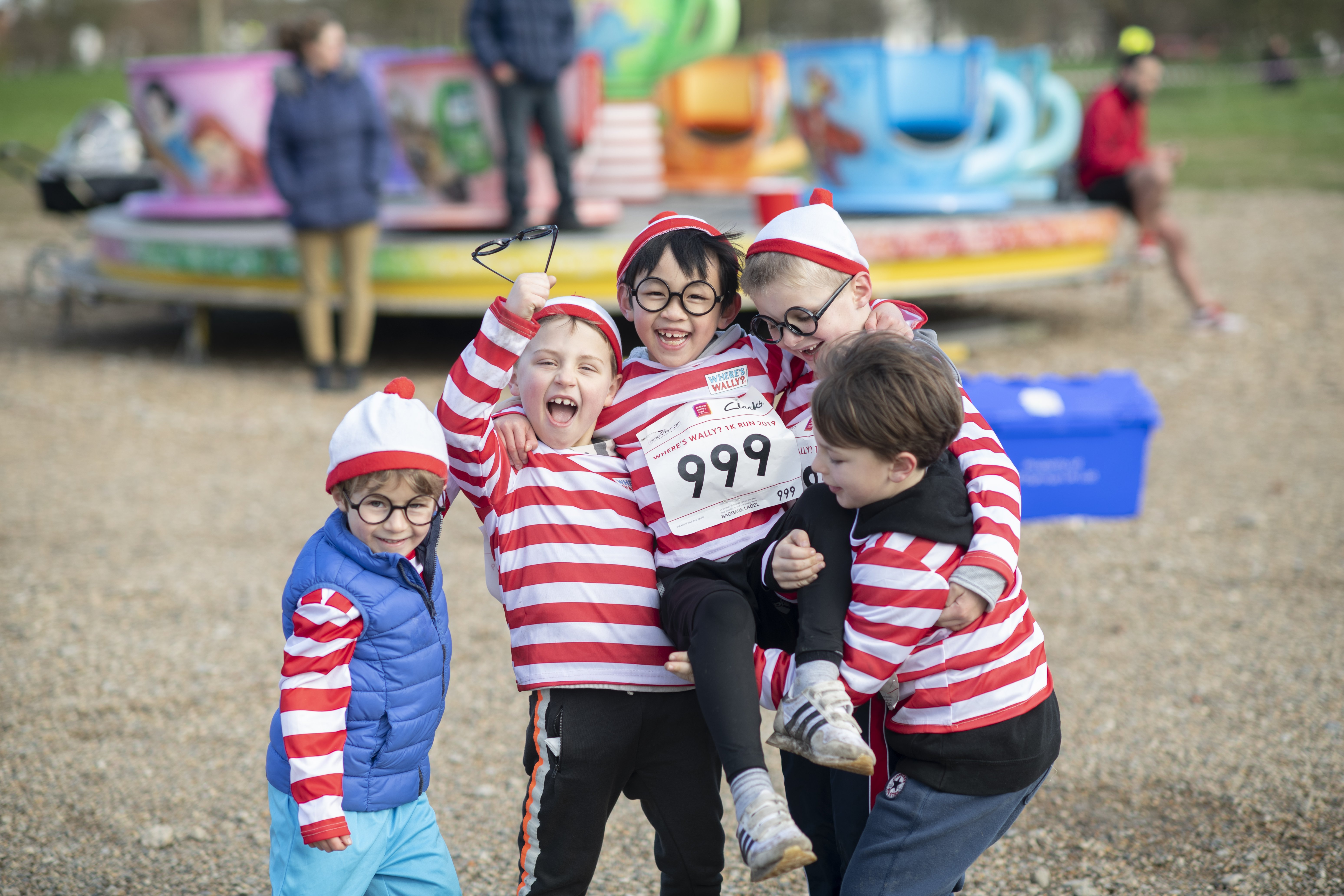 Peterborough Where's Wally fun run