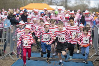 Where's Wally Fun Run 2020