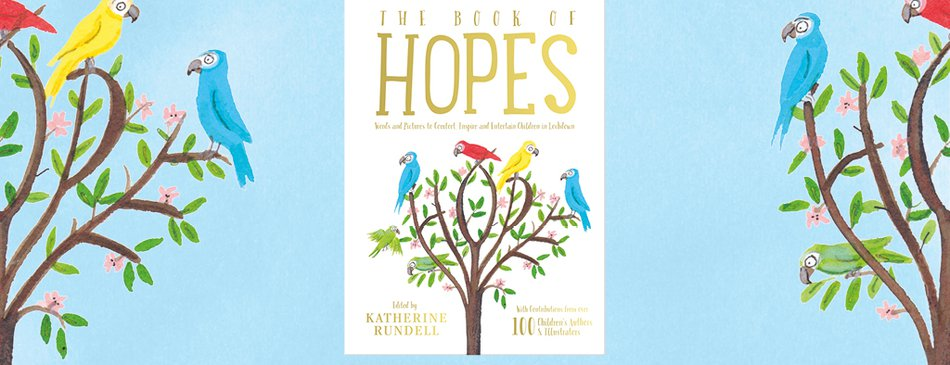The Book Of Hopes National Literacy Trust