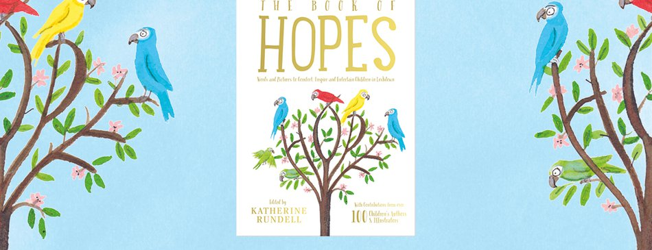 The Book of Hopes | National Literacy Trust