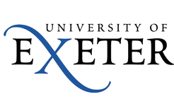 Exeter logo with border