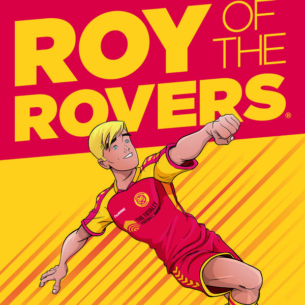 Roy of the Rovers cover