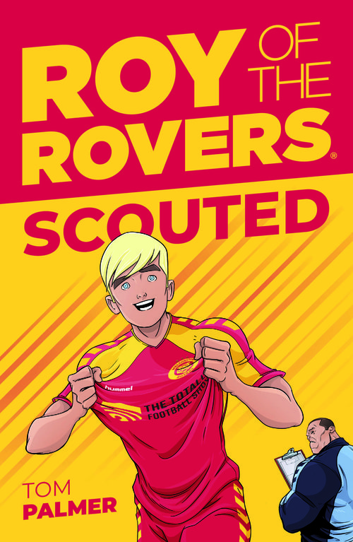Roy of the Rovers Scouted