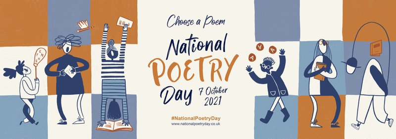 National Poetry Day 2021 banner3