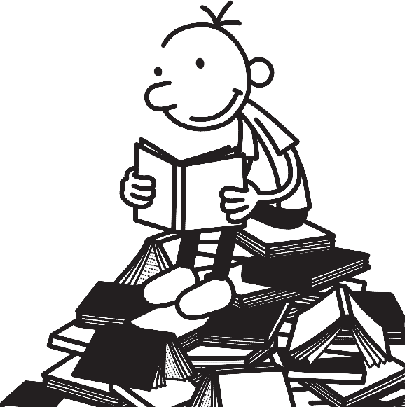 Greg on books.png