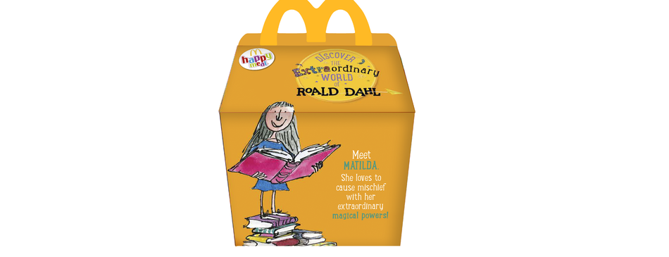 McDonald's Happy Readers 3