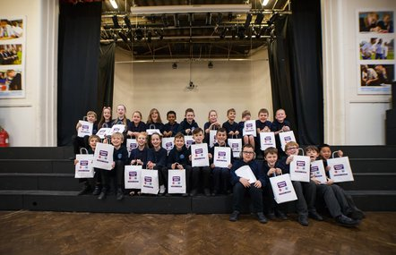 Doncaster Stories Christmas competition