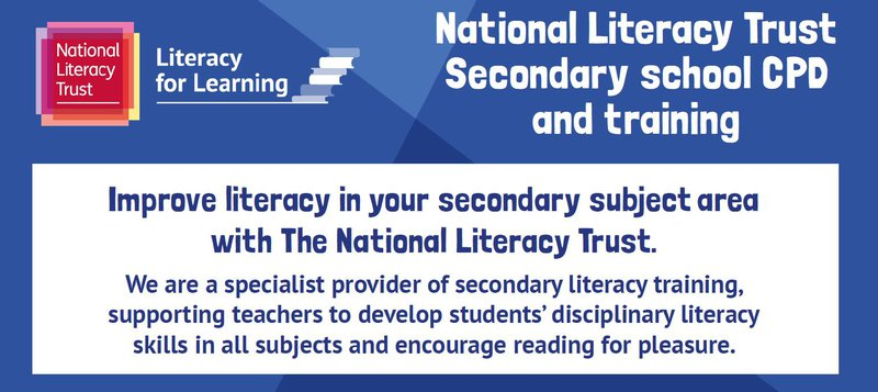 literacy for learning banner2