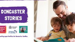 Doncaster Stories Literacy Champions