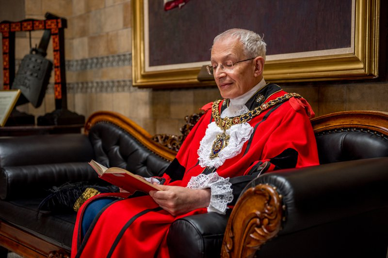 Lord Mayor DEAR
