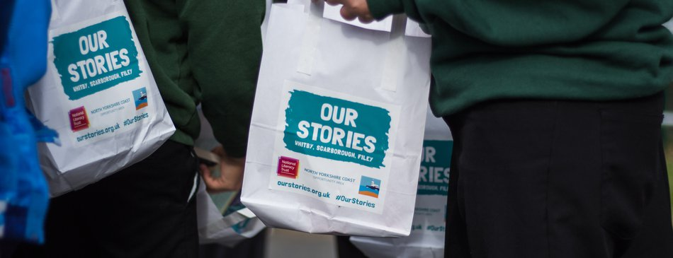 Our Stories launch
