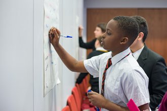 Barbican workshop - Young Writers: Poetry