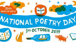 National Poetry Day 2019 Website Banner