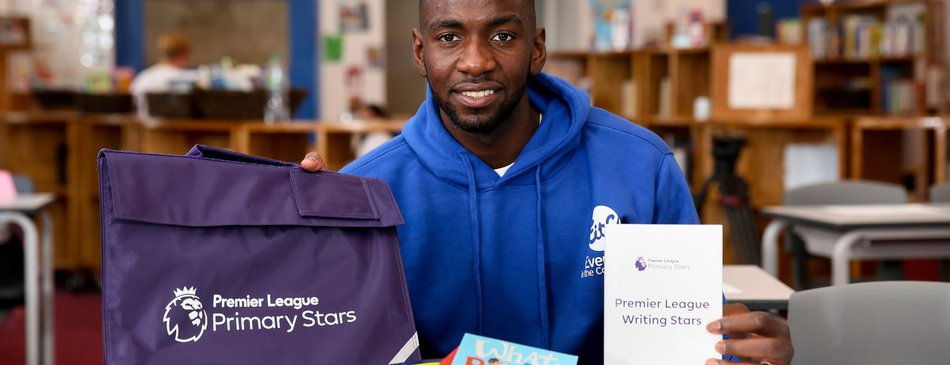 Premier League Writing Stars - Yannick Bolasie