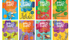 McDonald's Happy Readers Roald Dahl