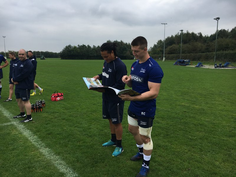 Sale Sharks READ