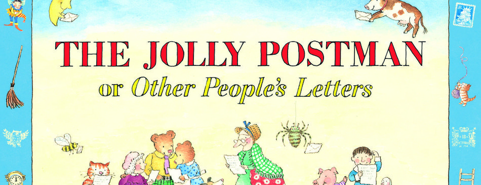 The jolly postman is brought to life by the postal museum national the jolly postman cover spiritdancerdesigns Images