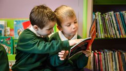 The children are encouraged to choose and swap books as they read them.jpg