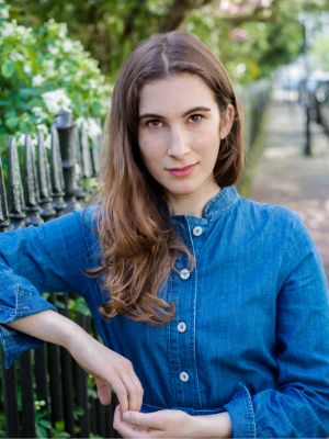 Katherine Rundell low res