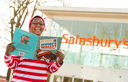 Sainsbury's World Book Day