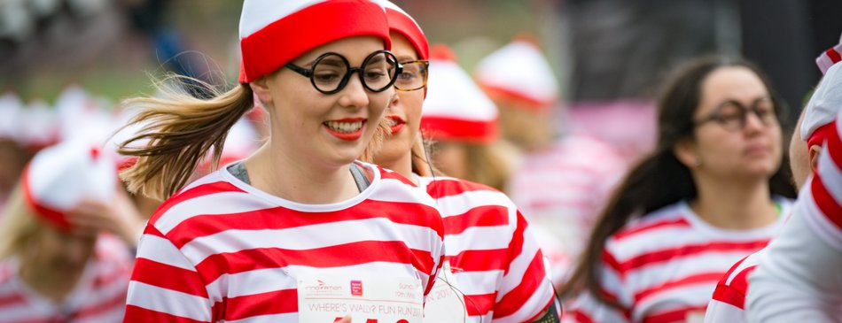 Where's Wally holding image 2018