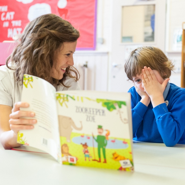 Vision for Literacy Business Pledge 2016: Spotlight on Boots Opticians