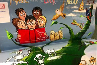Stoke BookBench trail