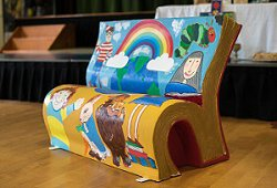 Bookbench small