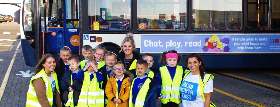 Southwick primary school chat play read