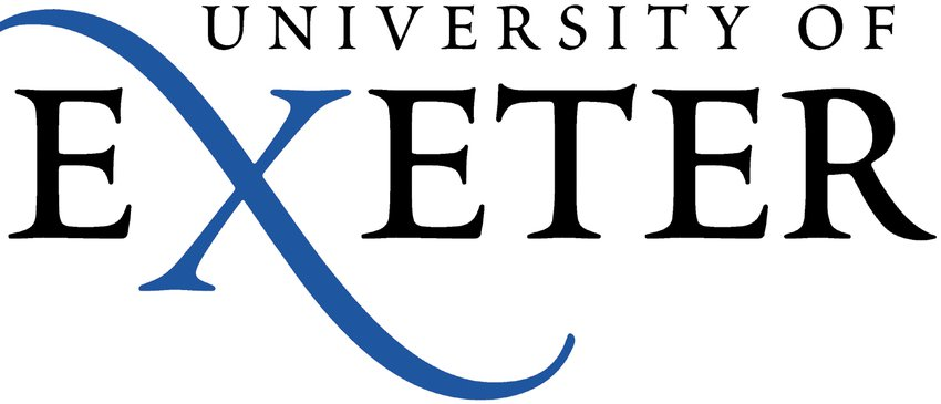 Exeter Univeristy logo