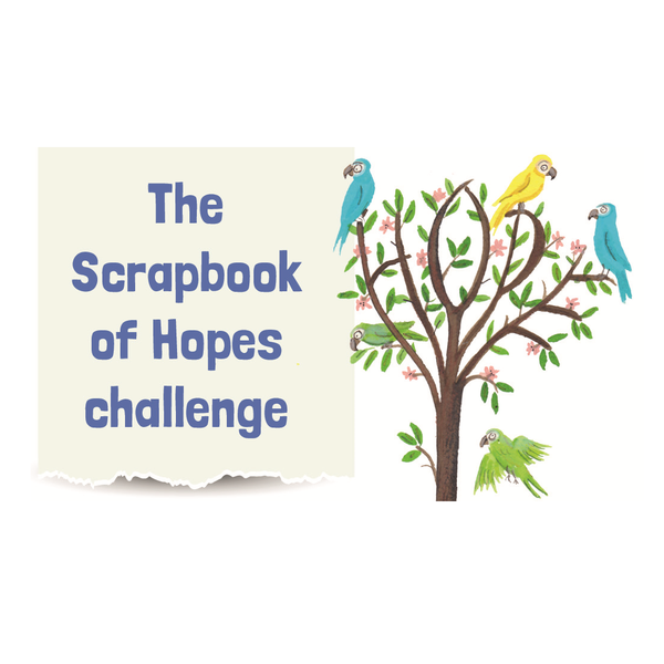 Scrapbook of Hopes challenge2