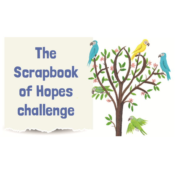 Scrapbook of Hopes challenge3