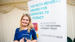 Cressida Cowell, Ruth Rendell