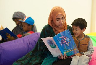Helping families to support their child's learning from home