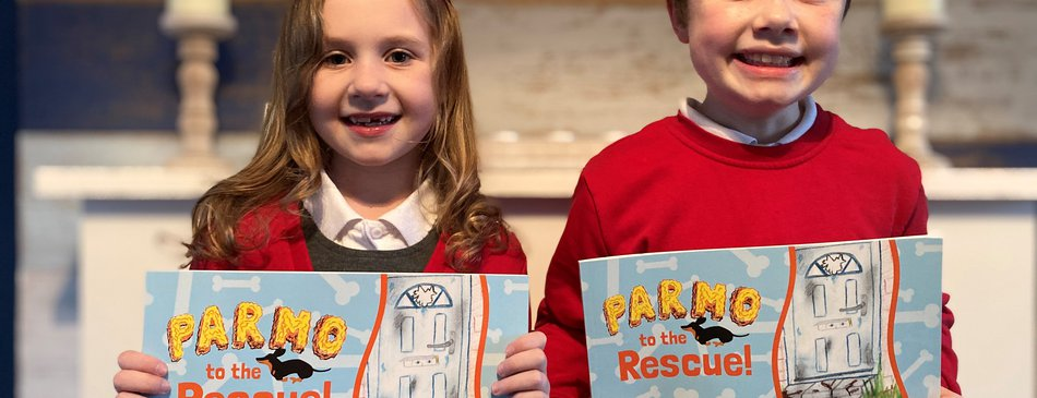 Parmo to the Rescue published copies